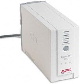 APC Back-UPS CS Battery Backup System POWER,500VA UPS (Pack of2)