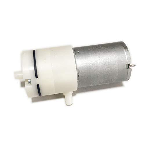liuchenmaoyi Aquariumzubehör 3.2L / min DC 3.7V / 6V / 12V Mini-Luftpumpe Elektro-Micro-Vakuumpumpe Elektropumpen Pumpen Booster for die medizinische Behandlung Instrument Aquarium (Voltage : 3.7V)