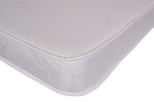 eXtreme comfort ltd 3ft Single Foam Mattress. All reflex foam mattress, 4' deep basic mattress medium firm. FB004. Ideal for kids, bunks and caravans