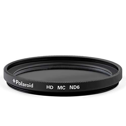 Polaroid PLFILND655 - Filtro de Densidad Neutra (ND 0,6, 55 mm)
