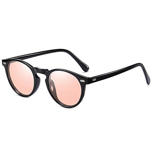 Gafas Deportivas Hombre Gafas de Sol Polarizadas Súper Ligero y Cómodo Anti UVA UV Marco TR90 Lente Espejo, Hombre y Mujer,1