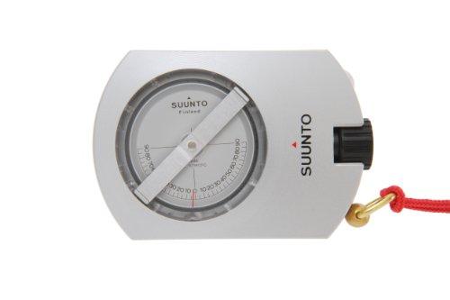 Suunto Pm-5/66 Pc OPTI Clinometer Clinómetro, Unisex, Blanco, Talla Única