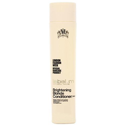 Label M Brightening Blonde Conditionner pour Femme 300 ml