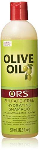 randlage Olivenöl Sulfatfreie Hydrating Shampoo