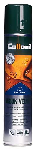 Collonil Nubuk + Velours 200 ml Schuhspray blau, 200 ml