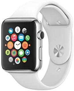 Smart Phone Watch with SIM Card and Memory Card (Bluetooth, Pedometer, Anti-loss, Camera)-White