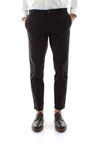 AT.P.CO A191SASA45 TC411/TA Pantaloni Uomo Black 33