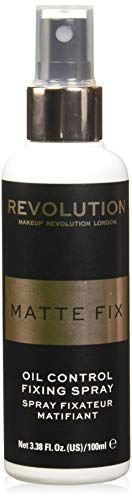 Revolution - Pro Fix Oil Control Makeup Fixing Matte Spray
