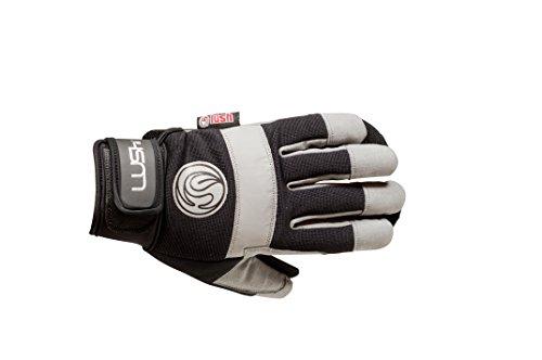 Lush Slide Gloves Freeride, schwarz, xs