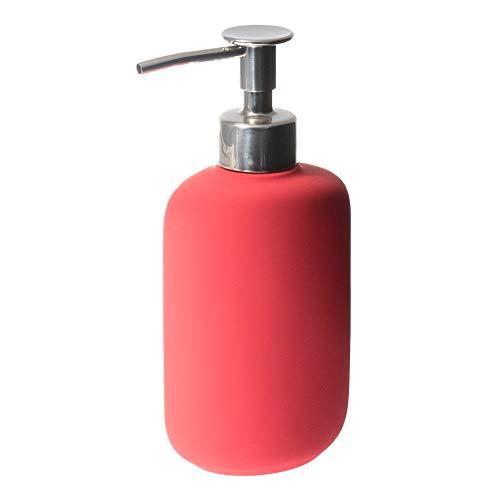 IKEA EKOLN - Dispensador de jabón (300 ml), color rojo
