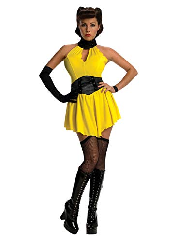 Horror-Shop 5 pcs. Traje de Sally Jupiter Watchmen M