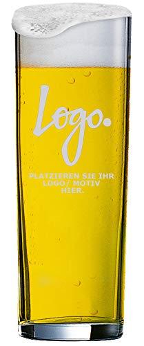 Kölsch Bierglas - selbst gestalten - individuelle Gravur - MeinGlas