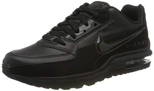 Nike Herren Air Max Ltd 3. Sneaker, Schwarz, 45 EU