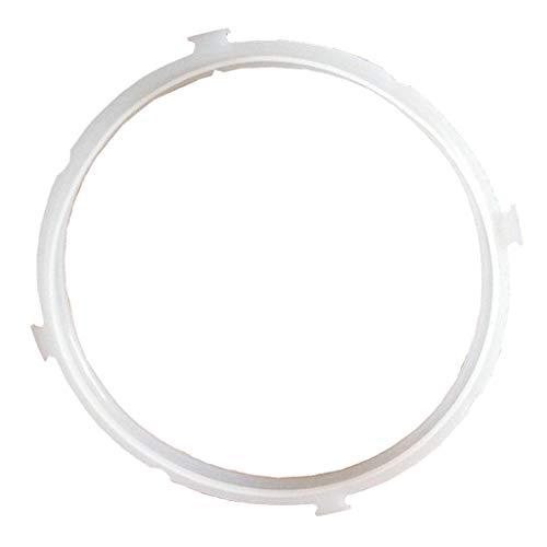 #N/A Anelli Di Tenuta in Gomma Per Pentole a Pressione Elettriche Pentole 5 Dimensioni Per Scelte - 4L Nuovo