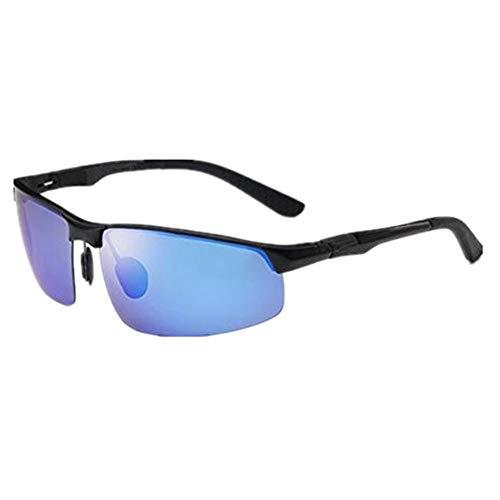 SUNGLASSES Nieuwe Offset Optische Zonnebril Mannen Zonnebril Persoonlijkheid Driver Spiegel Spiegel Beweging Door Auto Rijden Zonnebril