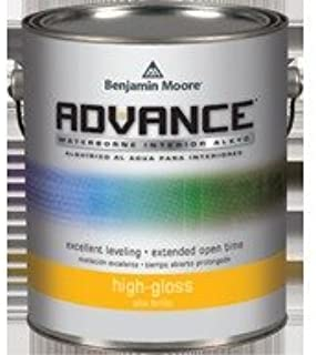 ADVANCE Waterborne Interior Alkyd Paint - High Gloss Finish(794)