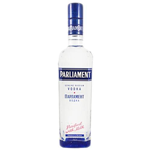 Vodka Parliament 0,7L russischer premium Wodka Parlament Milchgereinigt