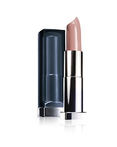 Maybelline New York Color Sensational Mattes Nudes Lippenstift Nr. 981 Rebel Nude, 1er Pack (1 x 4 g)