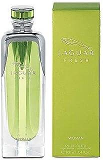 Jaguar Fresh Woman by Jaguar for Women - Eau de Toilette, 100ml