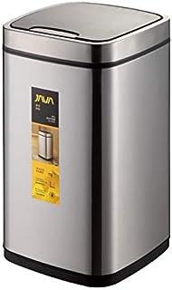 JAVA Rome センサーゴミ箱 ステンレス 自動ごみ箱 インナーボックス付き 12L メタリックシルバー(選べる4色) 電動 自動開閉