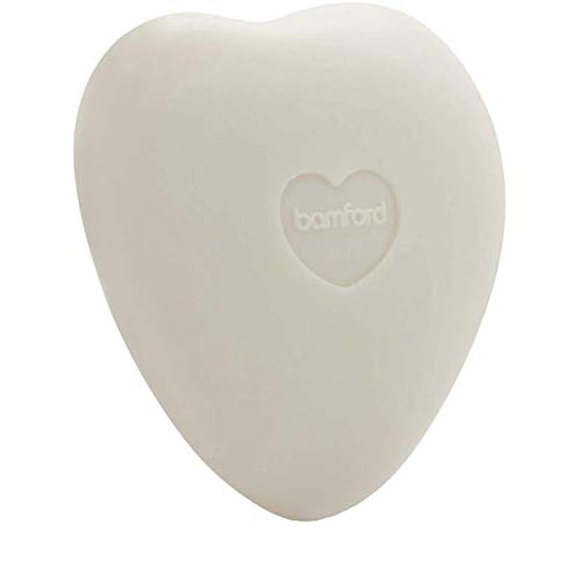 ピンク限りかける[Bamford ] バンフォードは小石石鹸75グラムのバラ - Bamford Rose Pebble Soap 75g [並行輸入品]