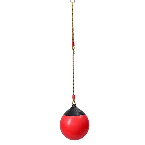 jinclonder Bojenball - Sillita Infantil con Cuerda para árbol de Navidad