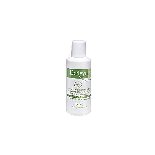 detergente intimo antibatterico derigyn tea tree oil ph 3,5 300 ml
