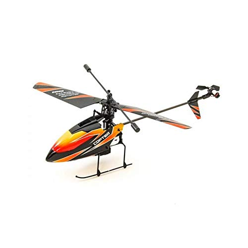 S-Idee 01140 / V911 helicopter 4.5 Channel 2.4 GHz RC helicopter by remote control Heli RC Helicopter LCD screen with gyroscope and 2,4 GHz brand new technology, for indoor and outdoor, with a GYRO and 2,4 GHz controller function ready to fly!