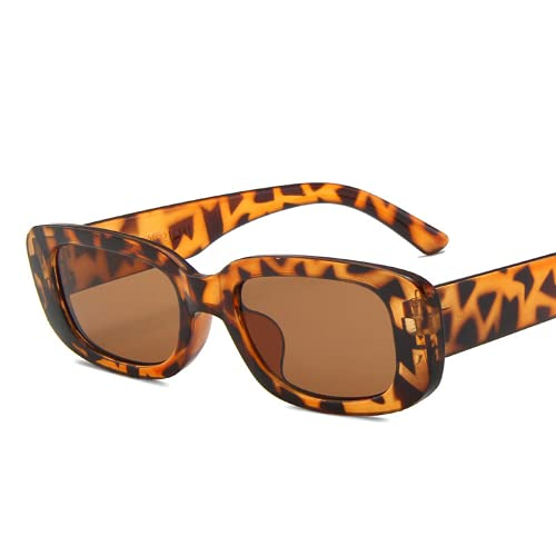 Kkghta Occhiali da Sole per Occhiali da Donna alla Moda. Personalizzazione Piccoli Occhiali da Sole ellittici Inchiostro ellittico