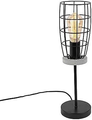 Lámparas de Escritorio Creativa Hierro retro luz del escritorio ...
