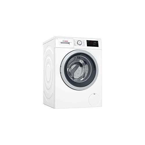 Lave linge Hublot Bosch WAT28619FF - Lave linge Frontal - Pose libre - capacité : 9 Kg - Vitesse d'essorage maxi 1400 tr/min - Moteur...