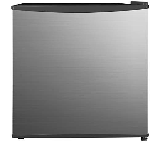 Midea 45 L Direct Cool Single Door Mini Refrigerator (MDRD86FGF31, Silver)
