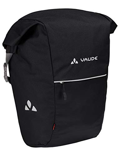 VAUDE Road Master Roll-It Sporttasche, 40 cm, 22 Liter, Black Uni