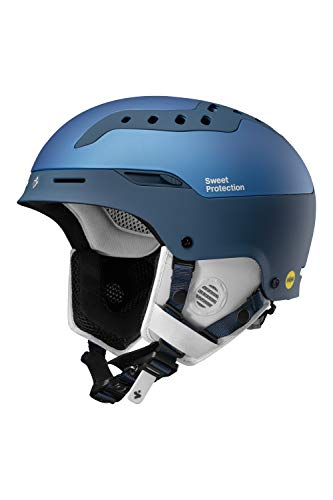 Sweet Protection Damen Switcher MIPS Helmet W Ski/Snowboard, Teal Metallic, ML