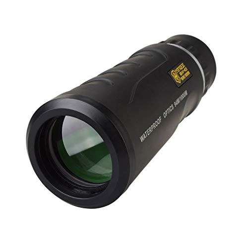Find Discount 8×40 Monocular Telescope, High Power Night Vision Waterproof Fogproof for Bird Watching, Hiking, Camping.
