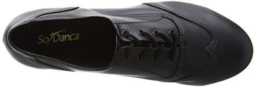 So Danca Unisex-Erwachsene Ch95 Tanzschuhe-Standard & Latein, Schwarz (Black), 39/40 EU - 7