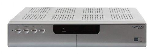 Humax HD-Fox Ci Silber HDTV Sat-Receiver