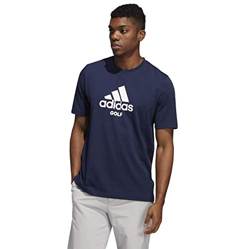 adidas T-Shirt Herren Navy L