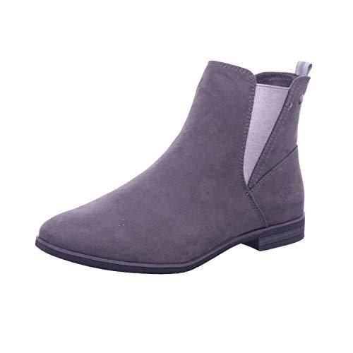 s.Oliver Damen 5-5-25302-25 200 Stiefelette, Grey, 41 EU
