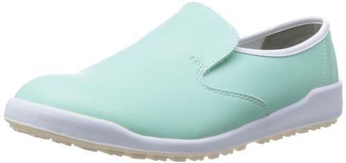 [ミドリ安全] 作業靴 耐滑 スリッポン ハイグリップ H100 C メンズ グリーン 30.0(30cm)