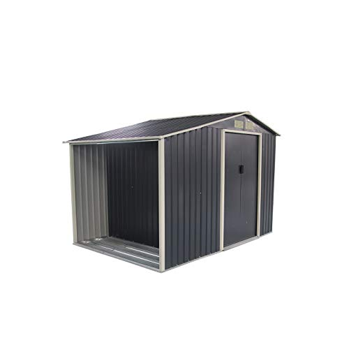 Gardiun KIS12971 - Caseta Metálica Toronto - 3,53 m² Ext.