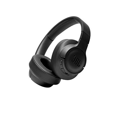 Fone de ouvido Bluetooth com Cancelamento de Ruídos Preto T750BTNC JBL