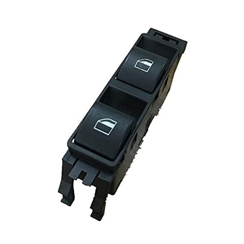 KUANGQIANWEI Interruptor de Control de la Ventana del Poder Delantero a la Derecha Fit para BMW 3Series E46 318i 320i 323i 325i 6902178 61316902178, 61 31 6 902 178