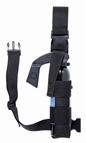 TUFF Single Leg Drop Holder Mk9 (Black Webbing)