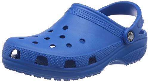 crocs Unisex-Kinder Classic Kids Clogs, Blau (Bright Cobalt 4jl), 32/33 EU