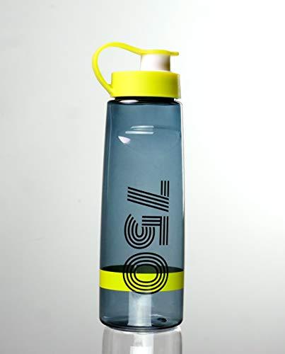 Routand Borraccia Sportiva Bottiglia Plastic Senza BPA TRITAN,Escursionismo,Ciclismo,Campeggio,Yoga,Fitness,