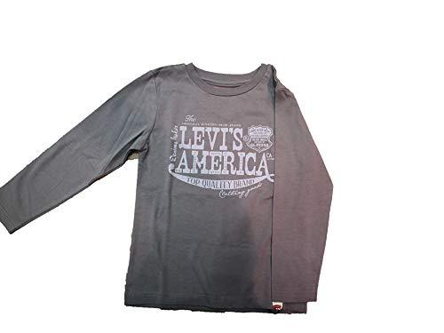 Levi's shirt met lange mouwen voor kinderen, maat 6 jaar