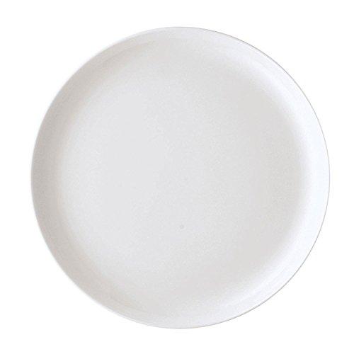 Rosenthal Arzberg - Teaworld - Frühstücksteller / Kuchenteller / Dessertteller - Ø 20 cm - Tunis weiss - Porzellan