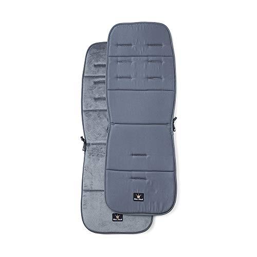 Elodie Details Colchoneta Universal para Silla de Paseo Reversible Acolchado Lavable CosyCushion - Tender Blue, Azul