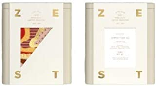 Zest Espressist Blend, Composition VII, Award Winning Specialty Coffee. Roasted Fresh for Espresso. (Whole Beans, 250g)